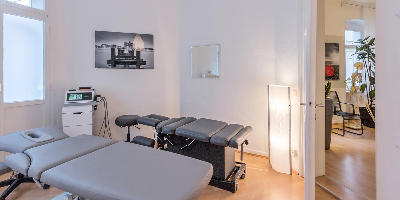 Fachpraxis für Osteopathie Braunschweig, Claas Bauerfeld