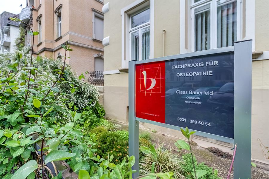 Fachpraxis für Osteopathie Braunschweig
